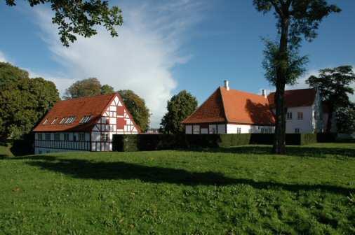 Aalborghus slott i Aalborg