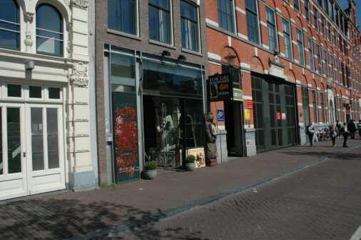 Torture Museum i Amsterdam - Foto: Gaute Nordvik
