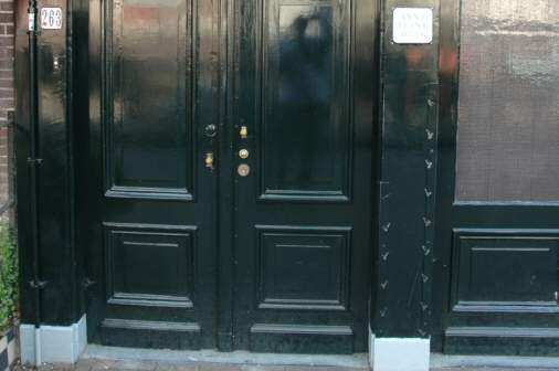 Anne Frank-huset i Amsterdam