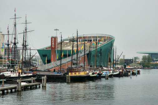 Nemo i Amsterdam - Foto: Gaute Nordvik
