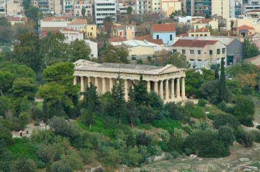 Hefaisteion i Athen