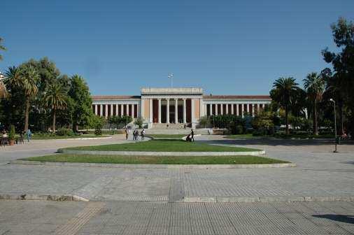 Det nasjonale arkeologiske museum i Athen