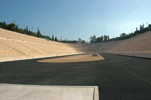 Panathenske stadion i Athen