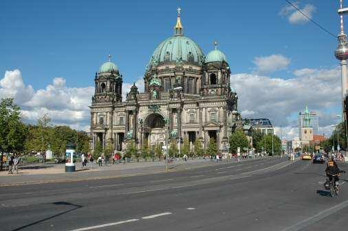 Berliner Dom. Foto: Gaute Nordvik