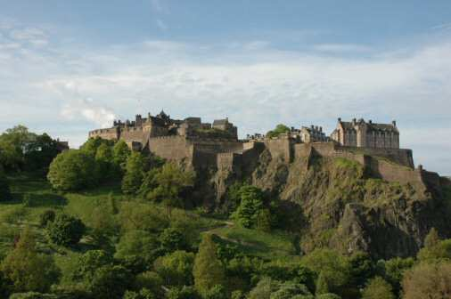 Edinburgh Castle - Foto: Gaute Nordvik