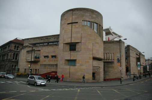 National Museum of Scotland - Foto: Gaute Nordvik