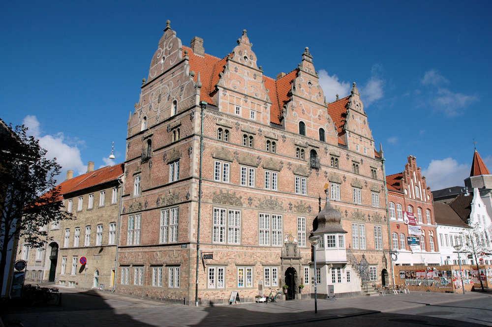Jens Bangs Stenhus i Aalborg - Foto: Gaute Nordvik