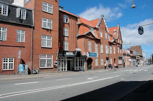 Phønix Hotel i Aalborg: Liten heis, stor opplevelse