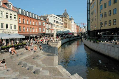 Leiebil Aarhus