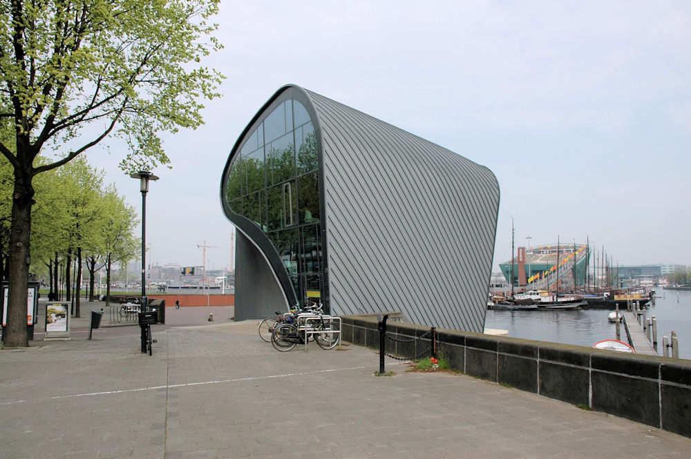 ARCAM i Amsterdam - Foto: Gaute Nordvik