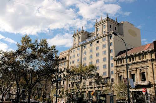 Hotel Avenida Palace i Barcelona