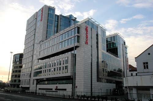 Bergens skyline i forandring: Tre nye sentrale hoteller