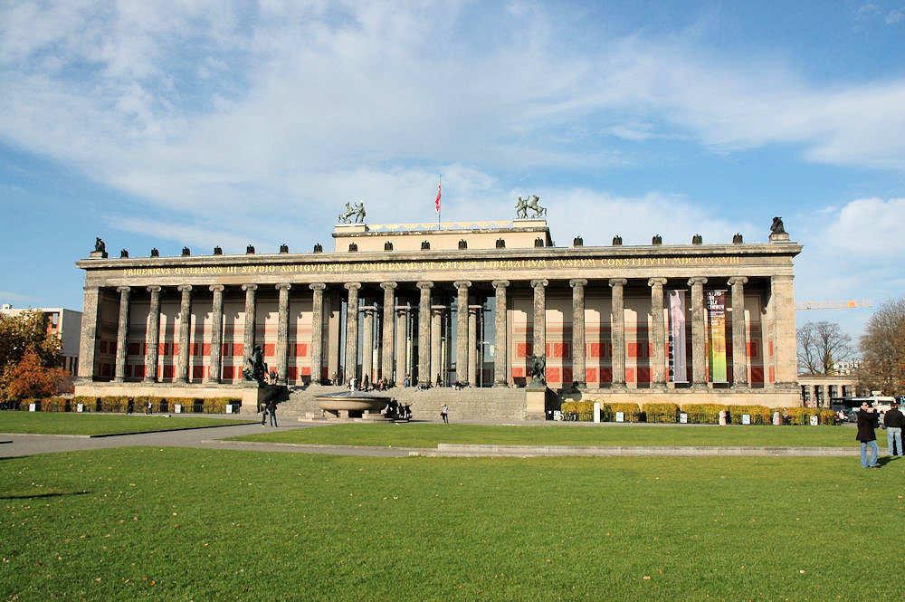 Altes Museum i Berlin - Foto: Gaute Nordvik