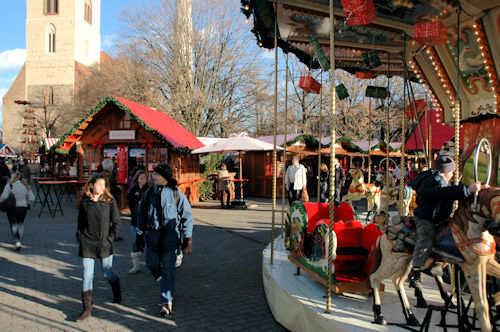 Julemarkeder og kanskje litt shopping i Berlin