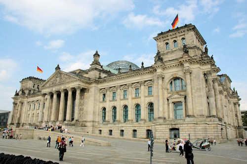 Riksdagen i Berlin