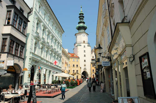 Leiebil Bratislava
