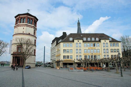 Leiebil Düsseldorf
