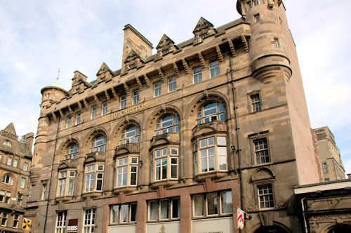 Hilton Edinburgh Carlton i Edinburgh
