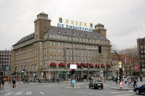 Flybilletter Essen