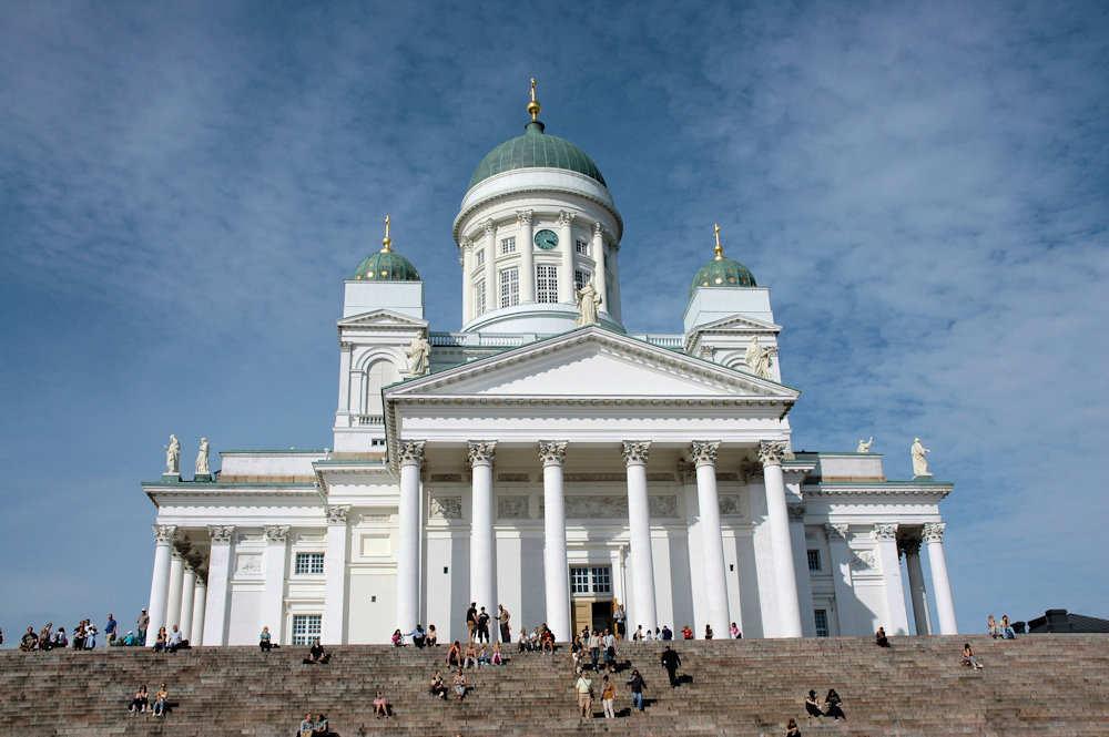 Helsingfors domkirke – Foto: Gaute Nordvik