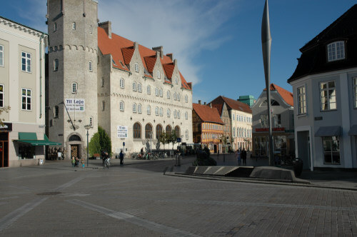 Bilde av Nytorv - Finn hotell i Aalborg sentrum