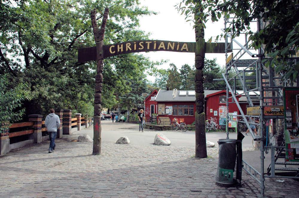 Christiania i København — Foto: Gaute Nordvik
