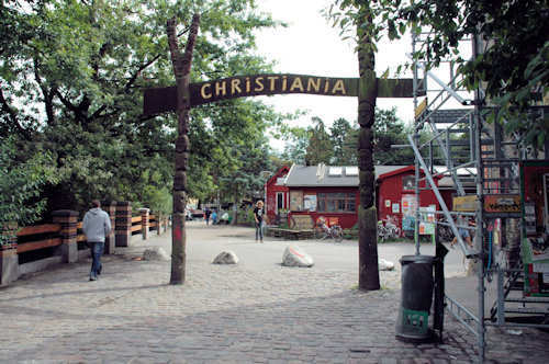 Fristaden Christiania i København