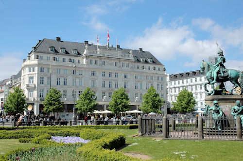 Hotel D'Angleterre i København