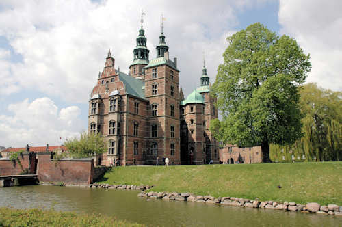 Rosenborg Slot i København — Foto: Gaute Nordvik
