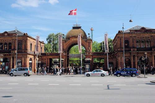 Tivoli i København