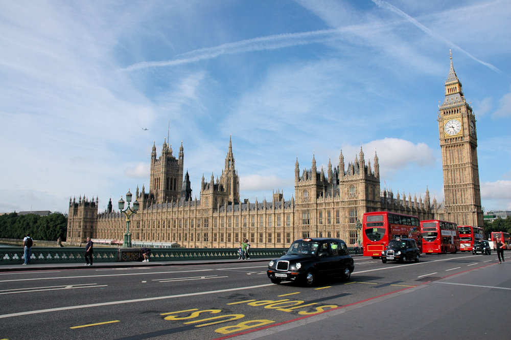 Big Ben & Houses of Parliament i London - Foto: Gaute Nordvik