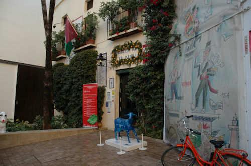 Málaga: Mangt å meske seg i