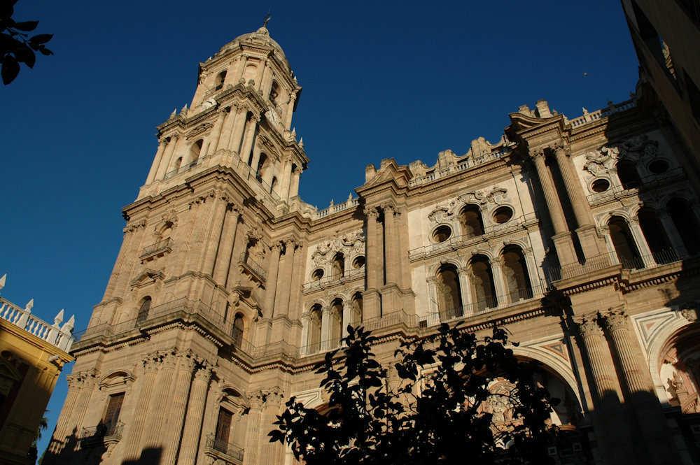 Katedralen i Málaga — Foto: Gaute Nordvik