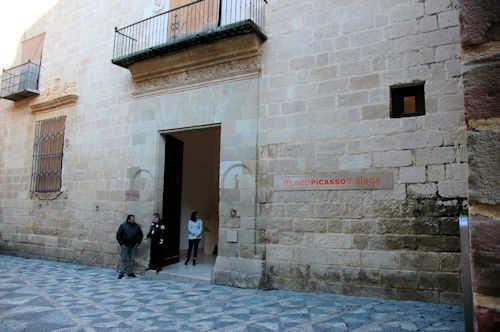Picasso-museet i Málaga