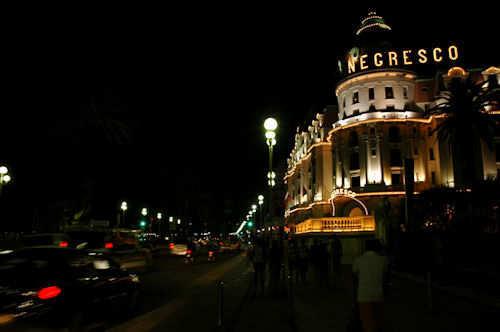 Hotel Le Negresco i Nice