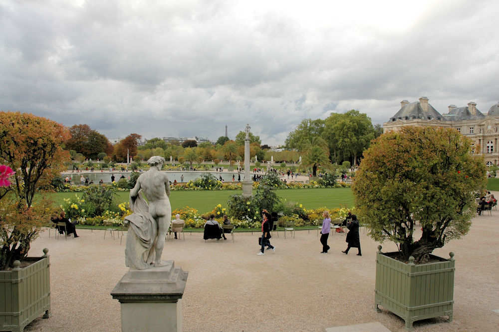 Luxembourghagen i Paris - Foto: Gaute Nordvik