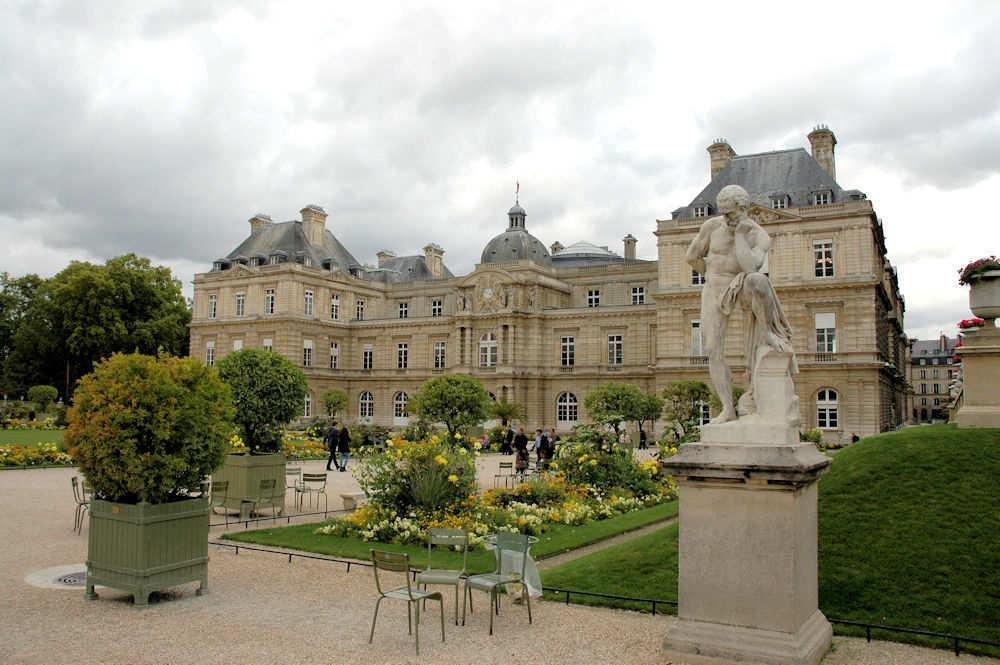 Luxembourgpalasset i Paris - Foto: Gaute Nordvik