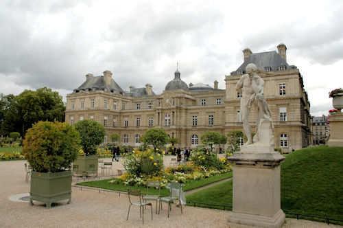 Luxembourgpalasset i Paris – Foto: Gaute Nordvik
