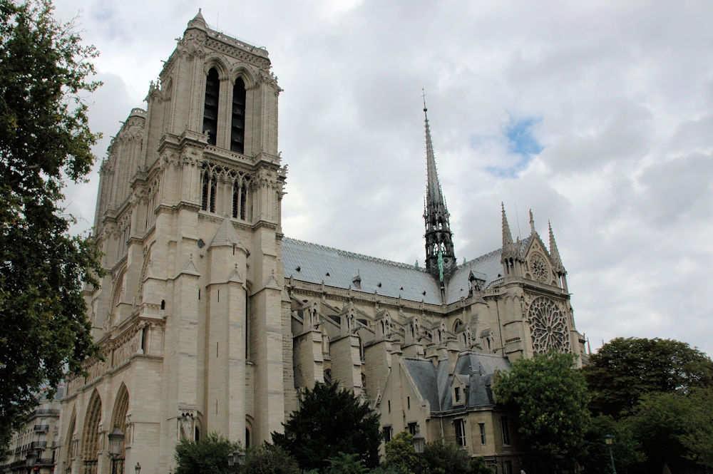 Notre-Dame i Paris - Foto: Gaute Nordvik