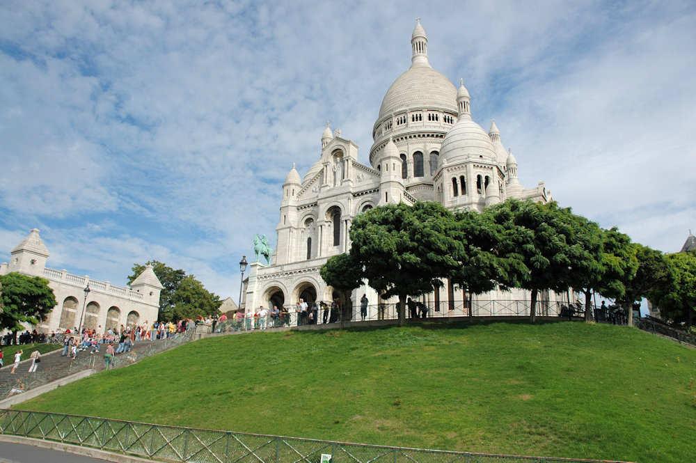 Sacre Coeur i Paris – Foto: Gaute Nordvik
