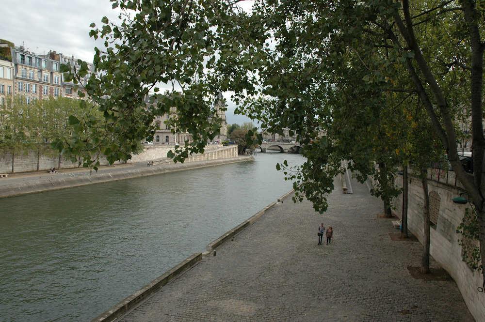Seinen i Paris – Foto: Gaute Nordvik