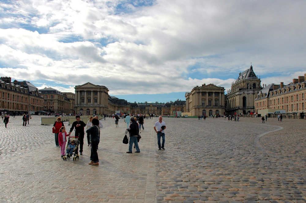 Versaillespalasset - Foto: Gaute Nordvik