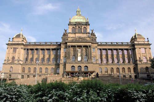 Nasjonalmuseet i Praha - Foto: Gaute Nordvik