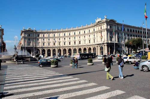 Boscolo Exedra i Roma