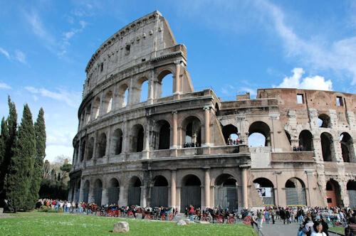 Colosseum i Roma - Foto: Gaute Nordvik