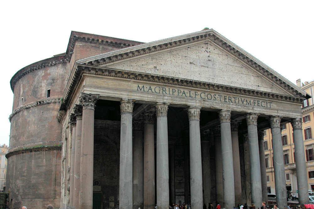 Pantheon i Roma - Foto: Gaute Nordvik