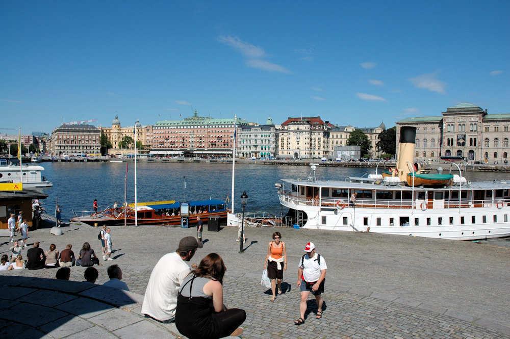 Stockholm - Foto: Gaute Nordvik