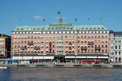 Grand Hôtel i Stockholm