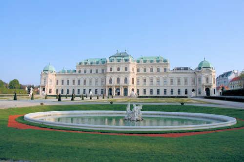 Flybilletter Wien