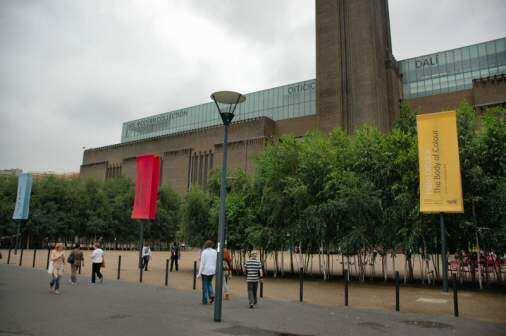 Tate Modern i London